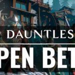【Dauntless】オープンβのデータは正式版に引き継がれるの?